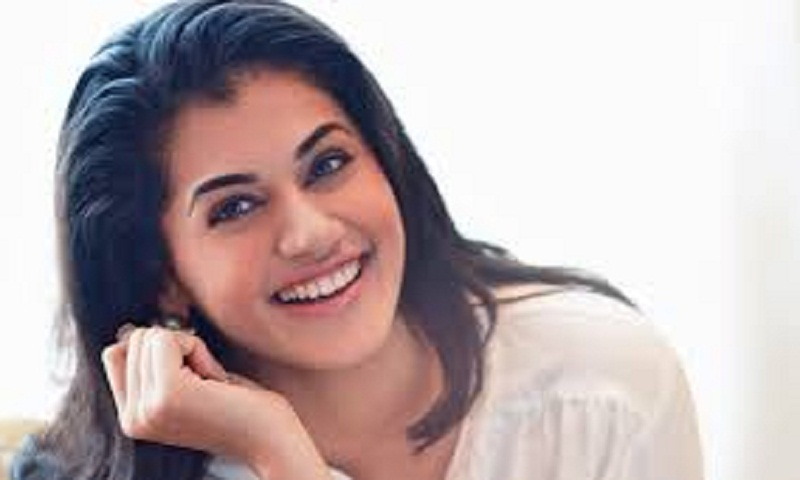 Taapsee Pannu reached 3 million followers on Instagram