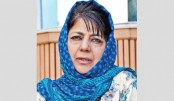 Guns, Army can't bring peace to Kashmir: Mehbooba