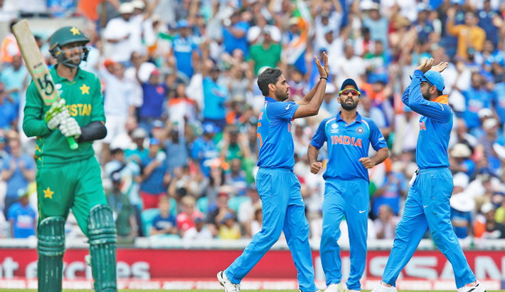India bowler Bhuvneshwar Kumar