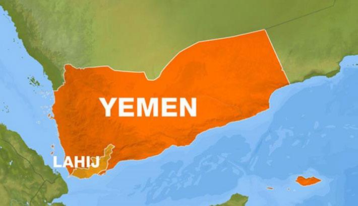 24 killed in air raid on Yemeni market