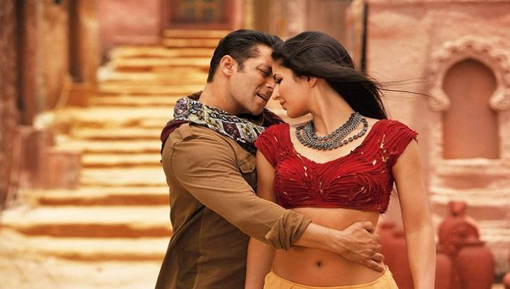 Katrina Kaif trains hard to reunite with Salman Khan in 'Tiger Zinda Hai'