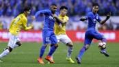 Chinese Shenhua fans turn on misfiring Tevez