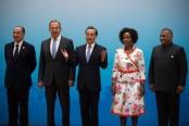 BRICS summit highlights climate change, trade, terrorism
