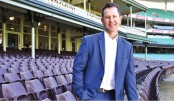 An audience with Ricky Ponting