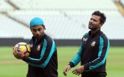 Mashrafe, Tamim move up in the ICC rankings