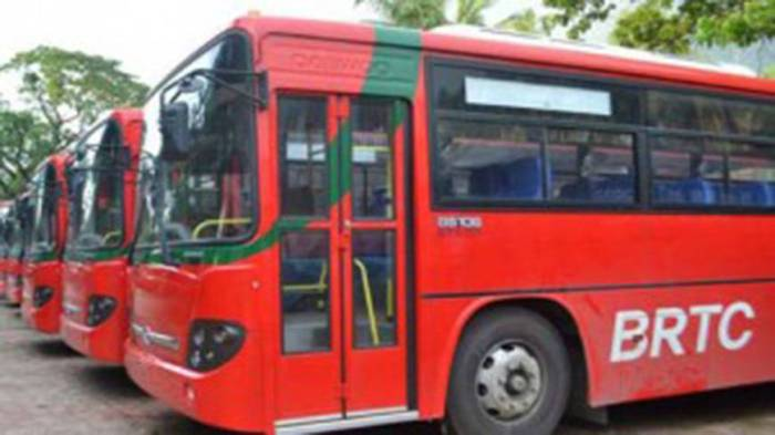 BRTC Eid special bus service from Thursday