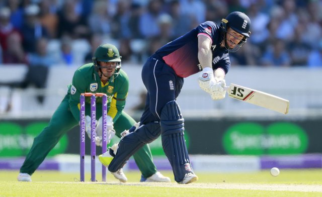 England crush South Africa by nine wickets to claim victory in first T20