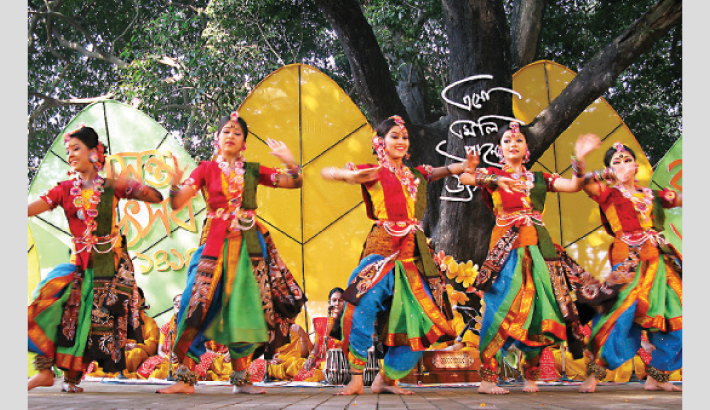 Celebrating National  Culture In Bangladesh