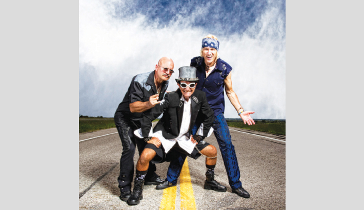 The World's Only Deaf Rock Band