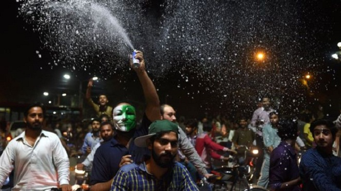 India drops sedition charges against 'Pakistan cricket fans'
