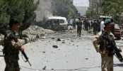 At least 29 dead as car bomb hits bank in southern Afghanistan