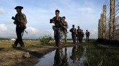 Myanmar forces kill 3 in raid on 'terrorist training camps': state media