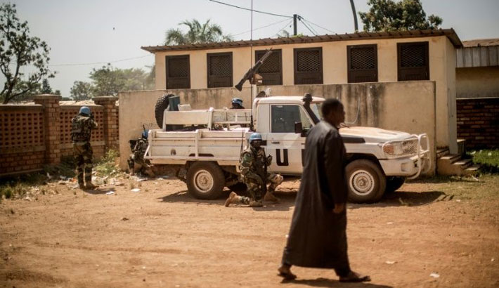 Congo peacekeepers  to leave C Africa: UN