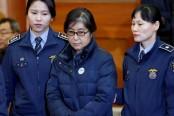 Choi Soon-sil: South Korean ex-president's friend jailed