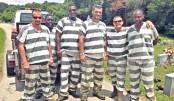 US inmates save prison guard's life