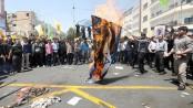 Chants against Saudi royals as Iran marks Jerusalem Day