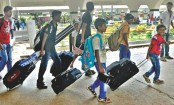 Eid holidaymakers start leaving capital