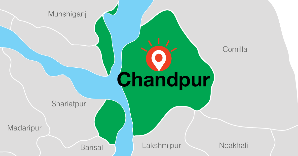 All dating sites available around chandpur district map