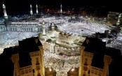 Saudi security forces foil suicide bomb attack on Mecca's Grand Mosque