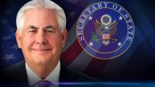 US Secretary of State Tillerson greets Muslims