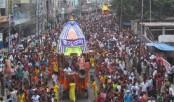 Ratha Yatra begins Sunday