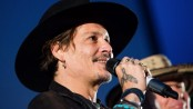 Johnny Depp jokes about Trump assassination, then apologizes