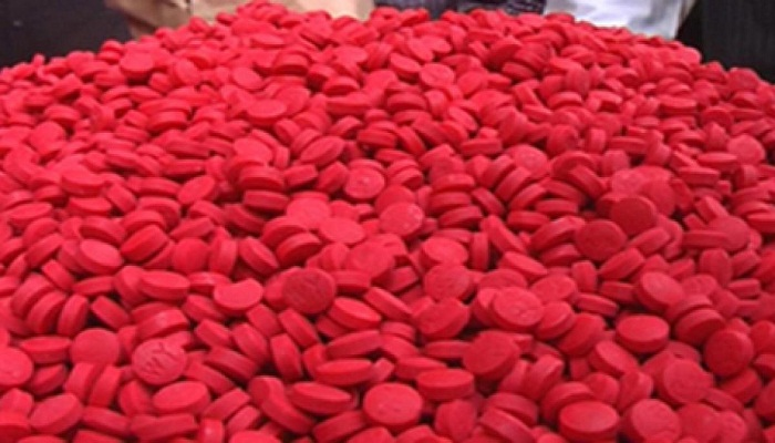 12 held along with 15 lakh Yaba tablets in Chittagong