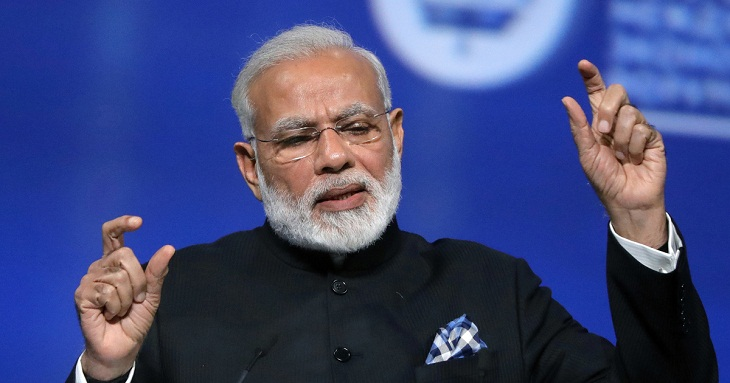 India's Modi heads to Washington for 'no frills' Trump meet