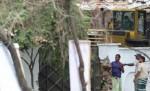 Moudud's former Gulshan residence being demolished