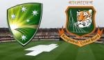 Australia confirm 'pre-Bangladesh tour' camp