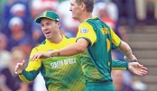 Proteas fight back to level England T20 series