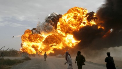 At least 123 killed, 100 injured as oil tanker explodes in Pakistan