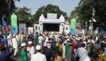 Main Eid jamaat held at National Eidgah