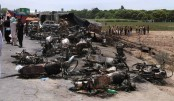 Death toll from Pakistan oil tanker fire rises to 153