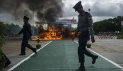 Southeast Asian nations torch $1 billion of seized drugs