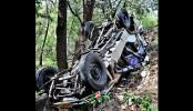 Bandarban road crash leaves 4 dead on Eid day