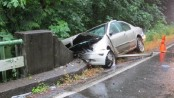 3 killed, 5 injured in Faridpur road crash