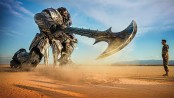 'Transformers 5' rules US box office