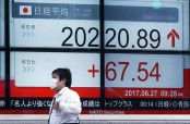 Asian stocks mostly higher after Wall Street closed mixed