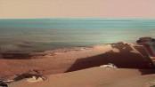 NASA's Mars probe spots evidence of ancient lake