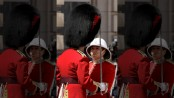 First woman leads UK Changing of the Guard ceremony