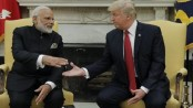 Trump and Modi vow to fight terror together