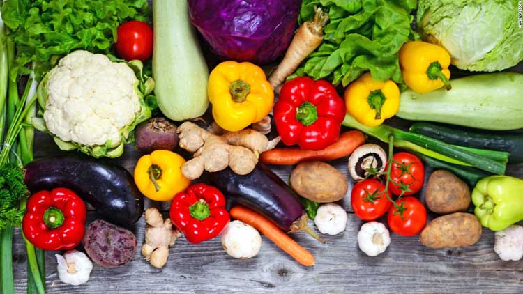 Eat vegetables and nuts to shed weight