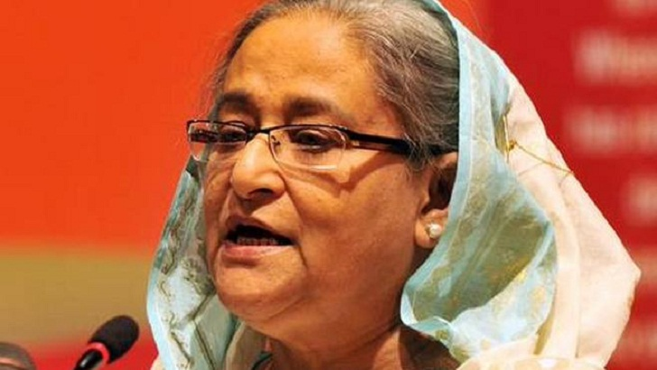 Works of 10 economic zones to begin nest year, says Prime Minister Hasina