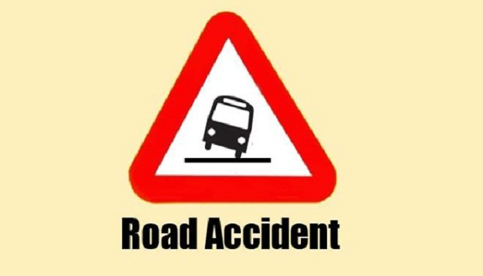 Worker killed in Gopalganj road crash