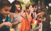 Effects of soda drinks on kids