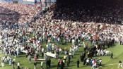 Six charged in UK over 1989 Hillsborough disaster
