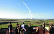 North Korea conducts rocket engine test: report