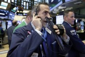 Technology companies fall sharply, leading US indexes lower