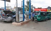 CNG filling station closed for 24-hour